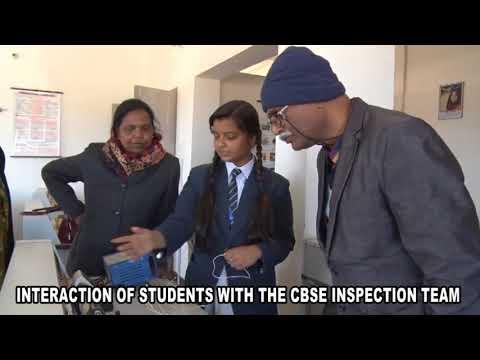 St. Michael's School, Ranchi - Inspection
