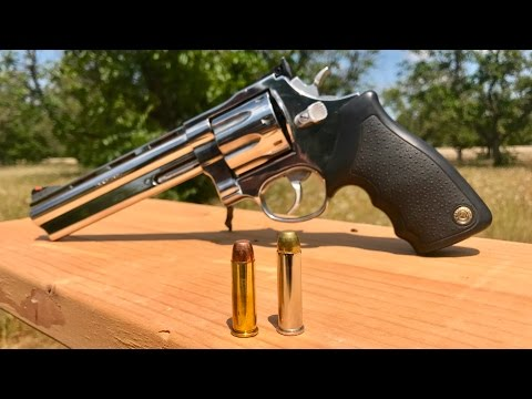 357 MAGNUM VS 38 SPECIAL VS SHEET METAL