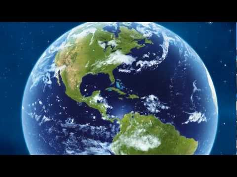 The pale blue dot: Earth