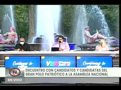 Maduro sobre matrimonio LGBTI: apoya al Papa Francisco y llama a candidatos del PSUV a aprobarlo