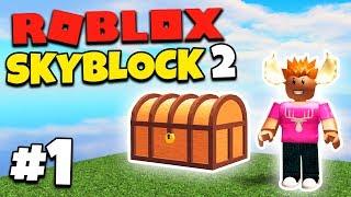 ROBLOX SKYBLOCK! #1 - Dansk Roblox: Skyblock 2
