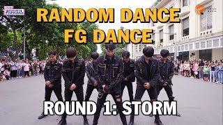 [KPOP IN PUBLIC] ROUND1 STORM: BOOMERANG - WANNA ONE  DANCE COVER BY FGDANCE [RANDOM DANCE VIETNAM]