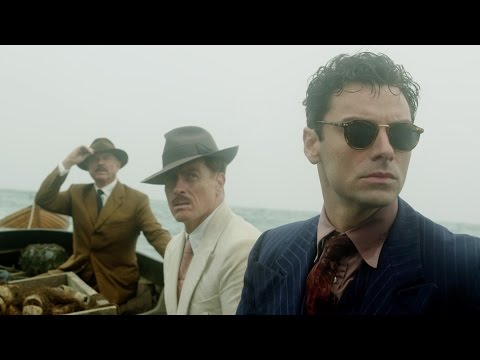 The group arrive at the island - And Then There Were None: Episode 1 Preview - BBC One