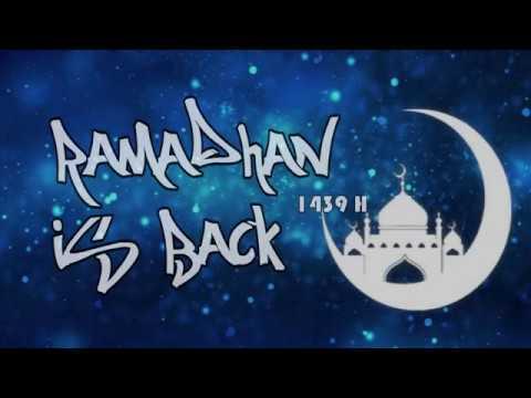 Ramadhan is Back - LASTMZTR (Official Lyric Video)