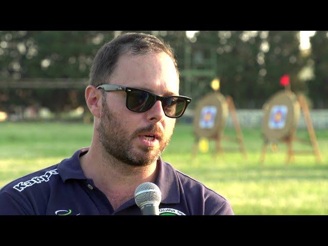 Intervista al coach del ricurvo della Nazionale Para-Archery Gabriele Meneghel