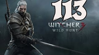 The Witcher 3: Wild Hunt - Gameplay Walkthrough Part 113: Mysterious Tracks