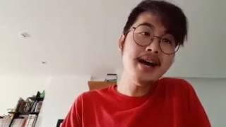 F BAND - Ông Bà Anh (Pika Lú solo short live cover)