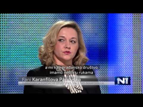 "Balkans in EU TV Debate ""EU, Macedonia and what can we expect after the elections"" SE2, Ep.15"