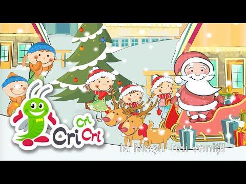 Clopotei, zurgalai (Jingle Bells) | Cantece de iarna pentru copii | CriCriCri #cantecepentrucopii – Cantece pentru copii in limba romana