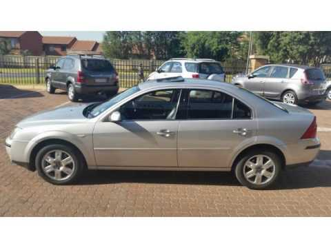2005 Ford Mondeo Mondeo 20 Ghia S Sunroof Auto For Sale On Auto