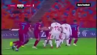 أهداف مباراة الزمالك وبيراميدز 0/2 - الدوري المصري 2019 - تألق مصطفي محمد 🔥