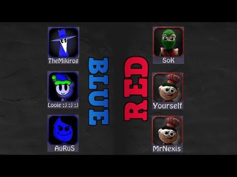 BombSquad Joyride Modpack - 3v3 Gameplay
