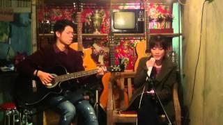 (Lê cát trọng lý) Nghe tôi kể này (Acoustic Cover)  - Thảo Mềuu ft Phạm Vũ