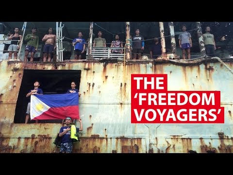 The 'Freedom Voyagers' | The Maritime Silk Road | CNA Insider