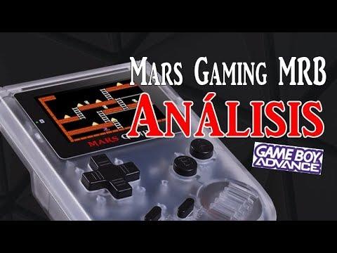 Mars Gaming MRB: