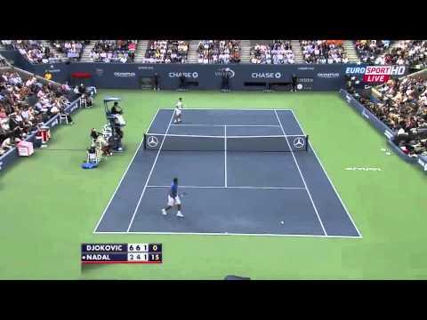 Nadal vs Djokovic 2011 US Open Final HD