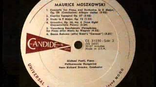 Moszkowski / Michael Ponti: Danse Boheme (Carmen, Bizet)