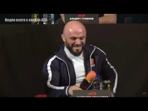 Аварский боец ММА, Магомед Исмаилов