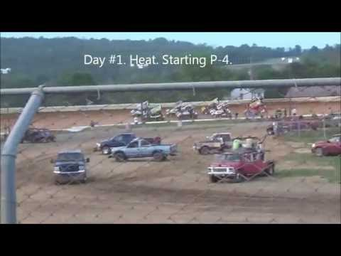 AJ Flick 410 Sprint Port Royal Speedway 2016 Bob Weikert Memorial Weekend