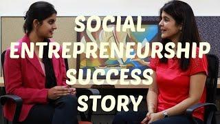 Social Entrepreneur Success Story #ChetChat