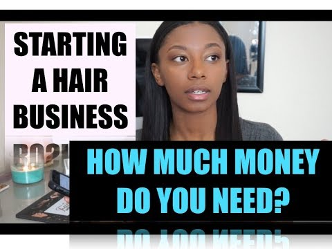 STARTING A HAIR BUSINESS WITH LITTLE TO NO MONEY!!!!