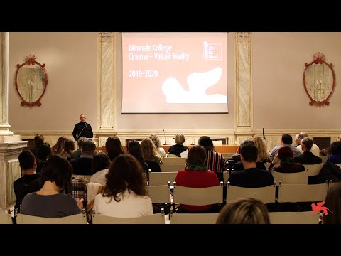 Biennale College Cinema VR 2020 - The 12 projects<...