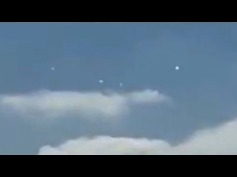 "Incredible Fading ""Orb"" UFOs Captured over Glen Canyon Park in San Francisco, California"
