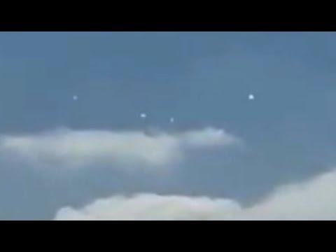 """Incredible Fading """"Orb"""" UFOs Captured over Glen Canyon Park in San Francisco, California"""