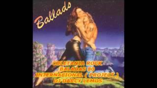 COLETANIA ROCK BALADAS 80 INTERNACIONAL  PROJECT  DJ DARCY LEMOS