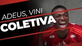 Coletiva de Imprensa - Despedida Vinicius Jr (Ao Vivo)