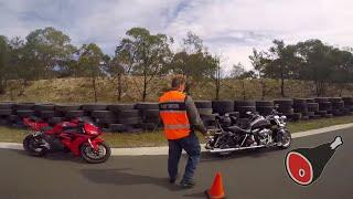Harley & Sportbike Riders SWAP bikes!