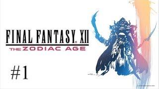 Directo Final Fantasy XII Gameplay en Español. Comenzando la aventura