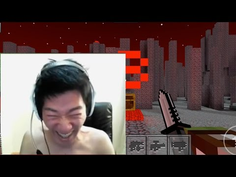 KOREAN GAMER RAGE AT PIXEL GUN 3D !! HILARIOUS