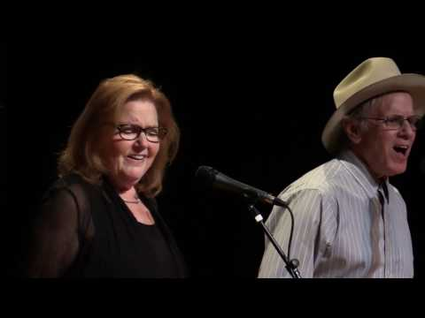 """Across the Blue Mountains"" - Robin & Linda Williams"