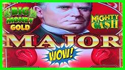 BIG MONEY ★ MIGHTY CASH ★ WINS PRESIDENTS & TIGERS! ★ BIG BETS & BIG WINS! ➜ LIVE CASINO PLAY