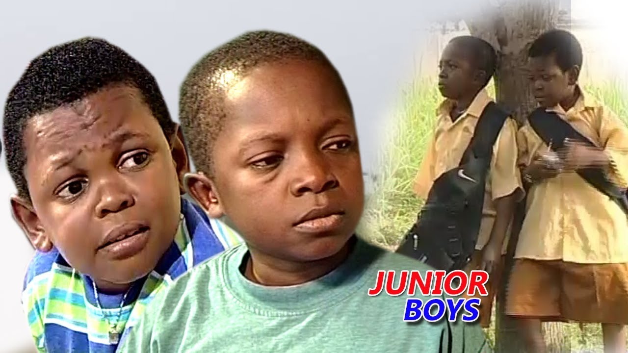 Download Junior Boys 1 - Aki And Pawpaw 2018 Nigerian Nollywood Comedy Movie Full HD