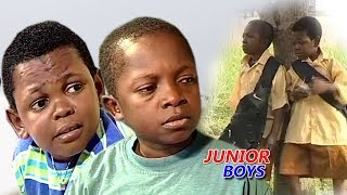 Junior Boys 1 - Aki And Pawpaw 2018 Nigerian Nollywood Comedy Movie Full HD