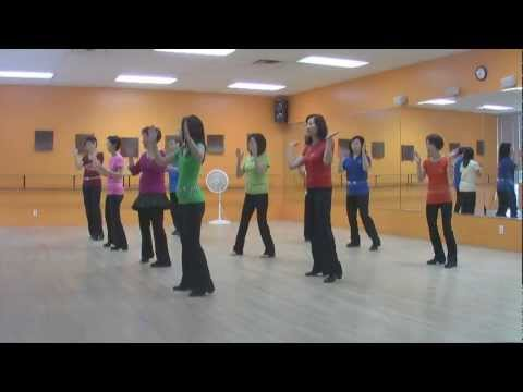 Let's Have A Party For Two - Line Dance (Dance & Teach in English & 中文)