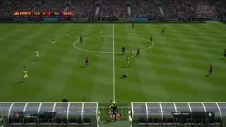 FIFA 14 Best Way to win!!!
