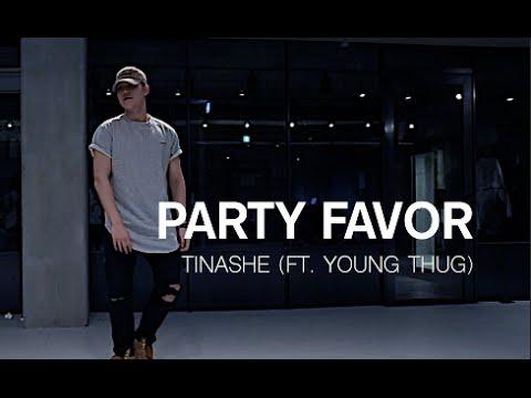 PARTY FAVOR - TINASHE(FEAT. YOUNG THUG) / DENNY KIM CHOREOGRAPHY