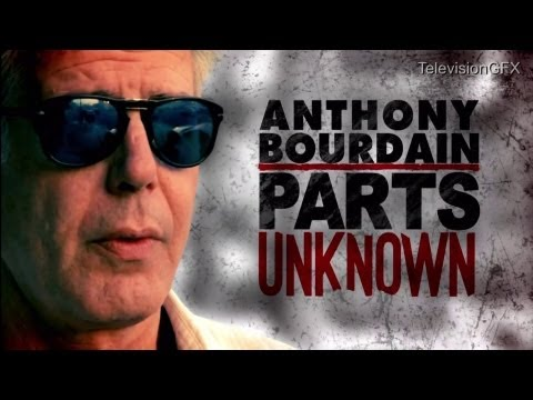 CNN Parts Unknown with Anthony Bourdain Open - Season 1