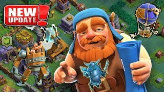 Clash Of Clans New Builder Base - Biggest Update Ever | Best Gamers Club