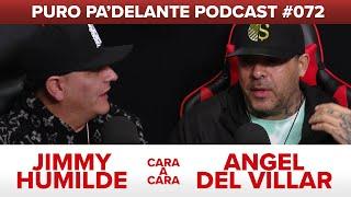 Cara A Cara: Jimmy Humilde y Angel Del Villar