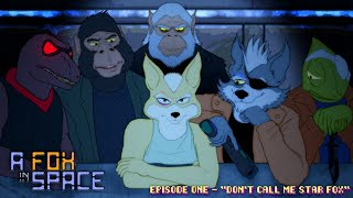"A Fox in Space - S01E01 - ""Don't Call Me Star Fox"" [1080p]"
