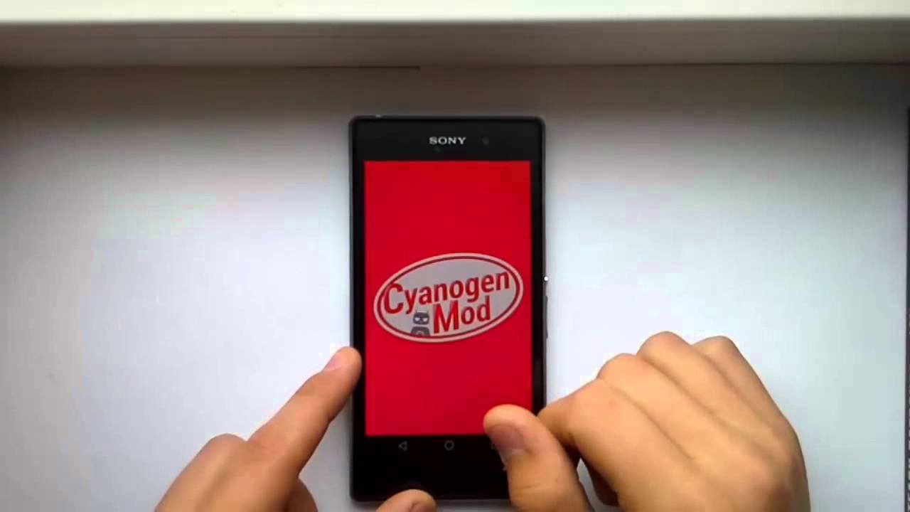 CyanogenMod 11(M12 snapshot) на Sony Xperia Z1(C6903)