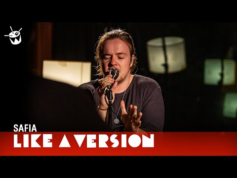 SAFIA - 'Resolution' (live for Like A Version)
