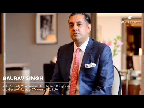 JW Marriott Kolkata   Hotel Video   EXPERIENCE THE RESPLEDENCE