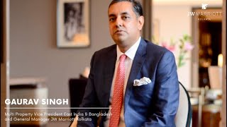 JW Marriott Kolkata | Hotel Video | EXPERIENCE THE RESPLEDENCE