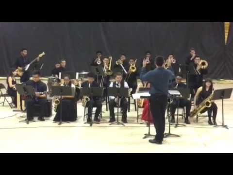 Rancho Cucamonga High School 2017  jazz band