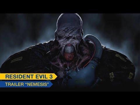 [Resident Evil 3] - Trailer 2 - PS4, XO, PC